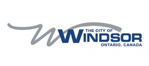 City of Windsor Ontario Canada Logo
