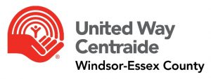 United Way/Centraide Windsor-Essex Logo
