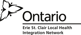 Erie St. Clair Local Health Integration Network Logo