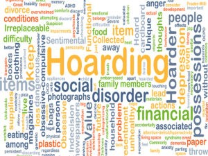 hoarding wordpicture
