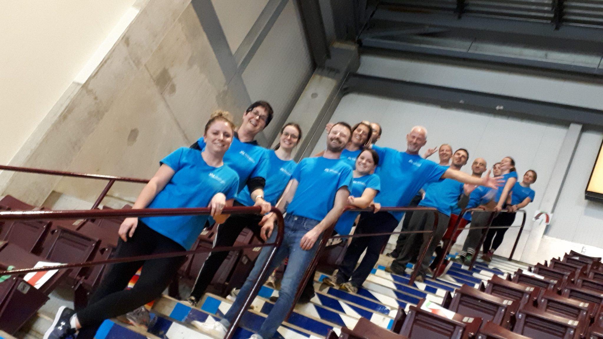 FSWE iclimb2019 team