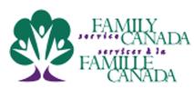 SERVICES À LA FAMILLE CANADA Logo