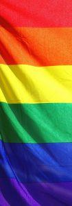 LGTBQ Rainbow Flag