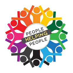 CRA Free Tax Clinic Logo - 'People Helping People'