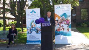 Councillor Ed Sleiman, City of Windsor