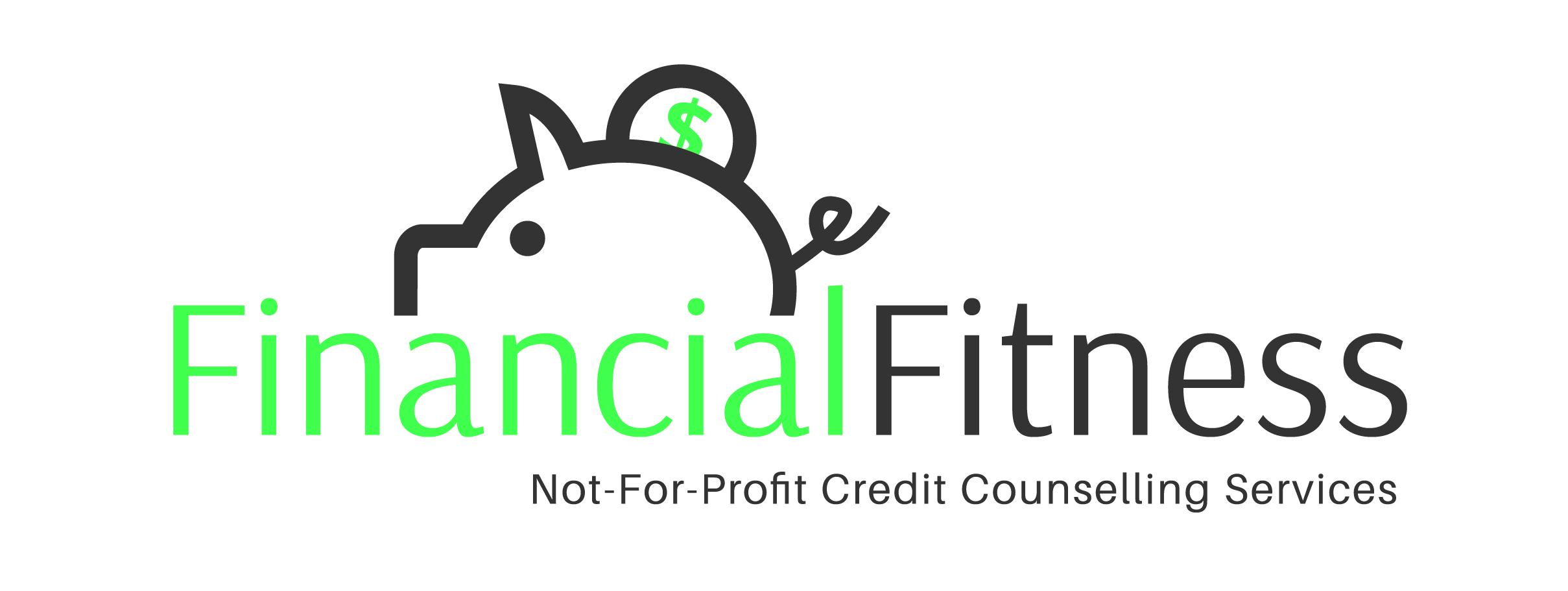 Financial Fitness Logo - Not For Profit Credit Counselling