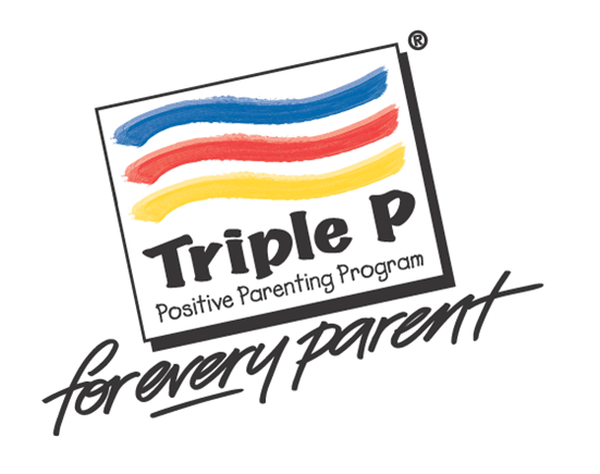 Tiple P Positive Parenting Program - For Every Parent -logo